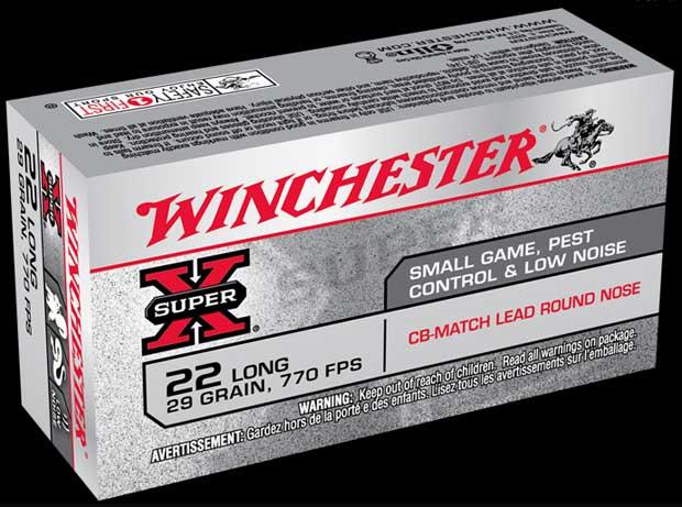 Winchester Ammo 22