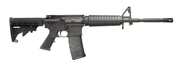 Smith and Wesson M&P15R