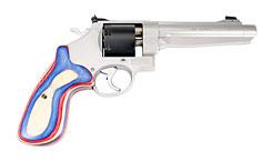 The new S&W model 627 revolver in .38 Super.