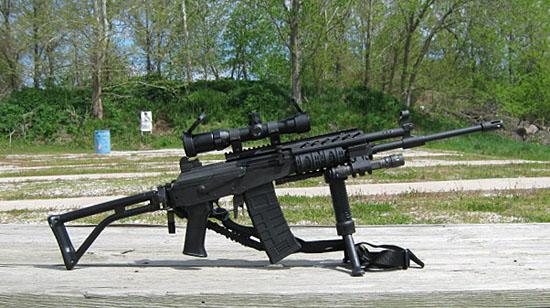 Golani Rifle Review