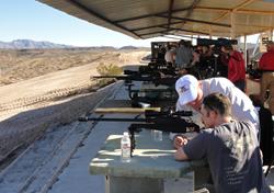 2012 Media Day at the Range