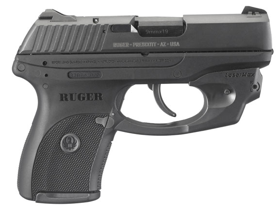 Ruger LC9 Lasermax