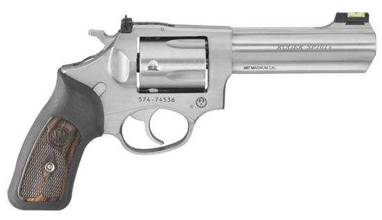 Ruger SP101 picture