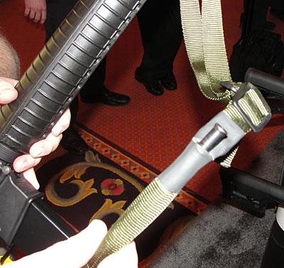 CMMG Muzzleloader AR15
