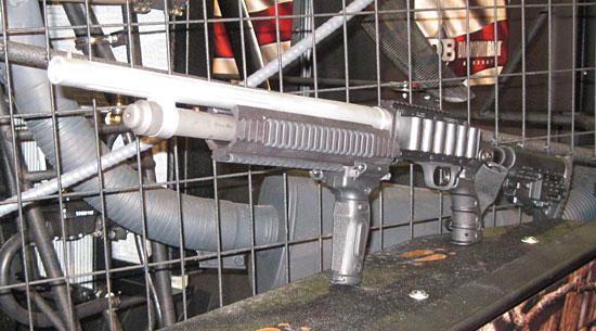 Diamondback RTS Shotgun