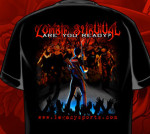 Legacy Zombie Shirt