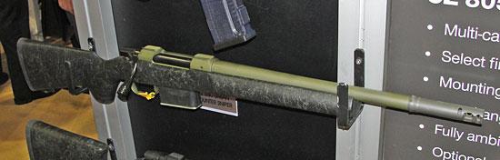 CZ 550 Sniper Rifle