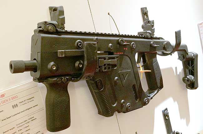 KRISS 9mm SMG