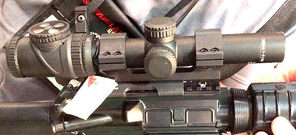 Trijicon AccuPoint 1-6x24