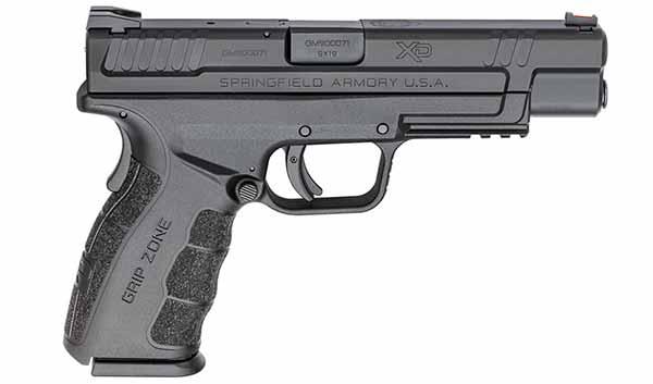 XD Mod2 9mm Tactical