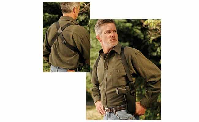 uncle mikes shoulder holster