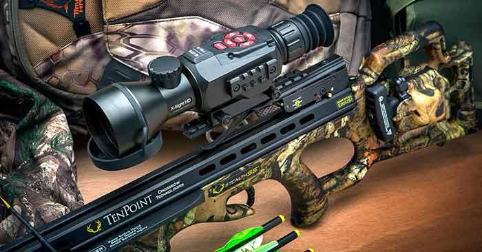 ATN X-Sight II crossbow