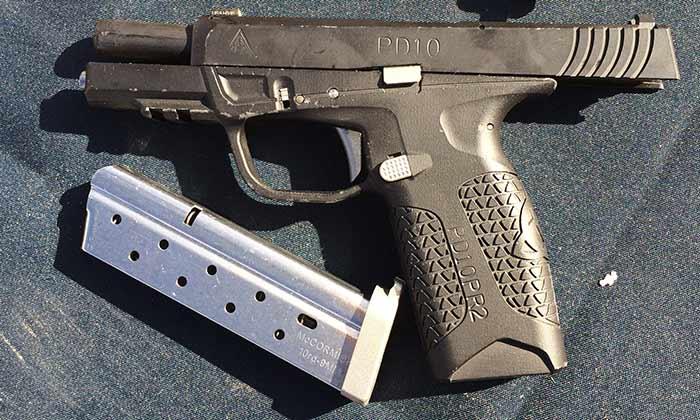 Avidity Arms PD10 prototype