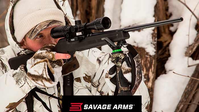 Savage A22 Rifle
