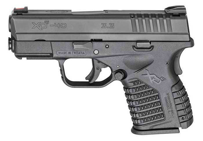 Springfield Armory XDS 40
