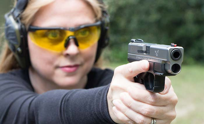 Springfield XDS 40 review