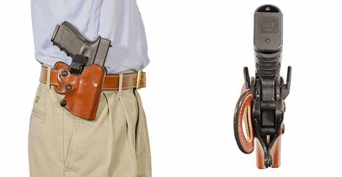 DeSantis Quick-Chek holster