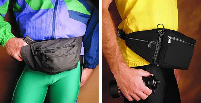 waist pack for glock 19