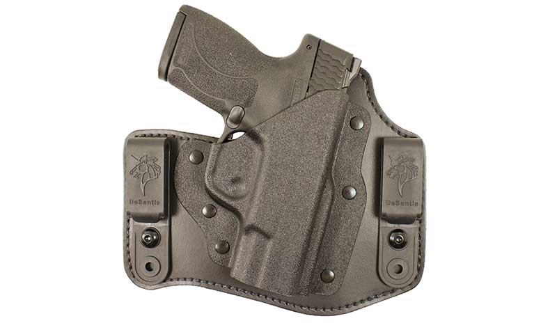 DeSantis Intruder for MP45 Shield