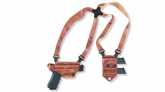 Miami Classic II shoulder holster