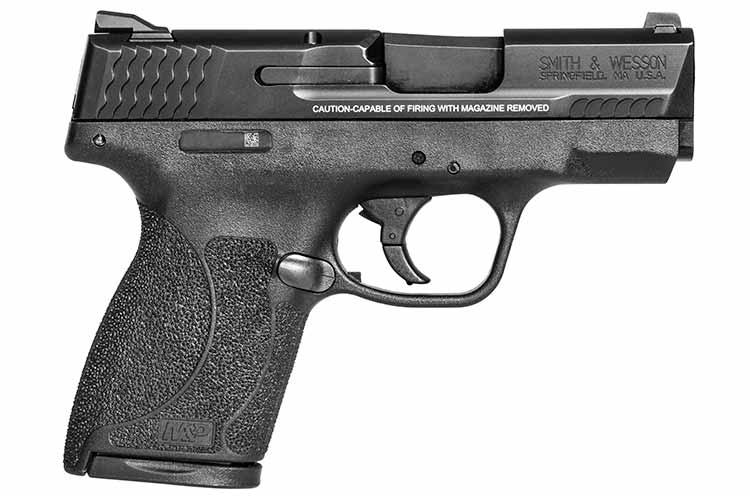 SW MP45 Shield