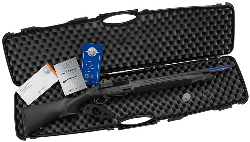 Beretta 1301 as it ships in case