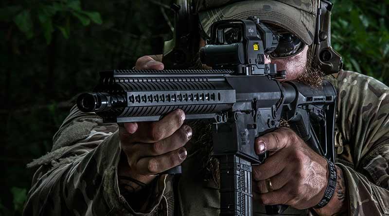 CMMG Anvil rifle