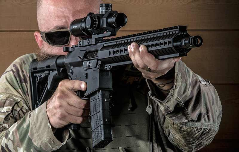 CMMG MkW Anvil 458 SOCOM Rifle