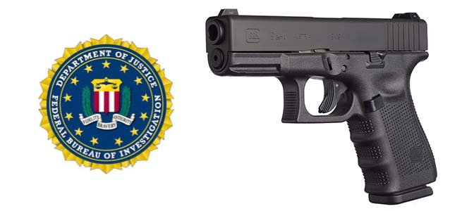 FBI Selects Glock Pistols