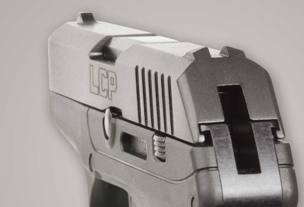 Ruger LCP Sights