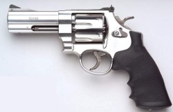 Smith and Wesson 610: A 10mm Revolver