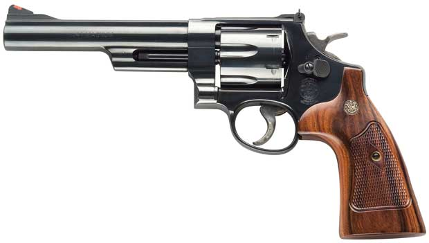 Smith and Wesson model 57 classic