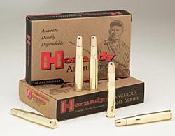 Hornady Dangerous Game Series Ammunition