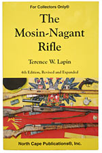 Mosin Nagant Rifle book review by Terence Lapin