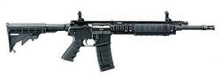Ruger SR-556: Ruger's New Piston Driven AR-15