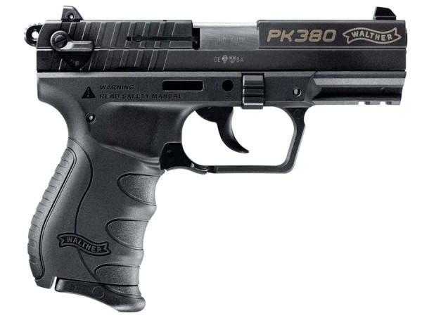 Walther PK380 review