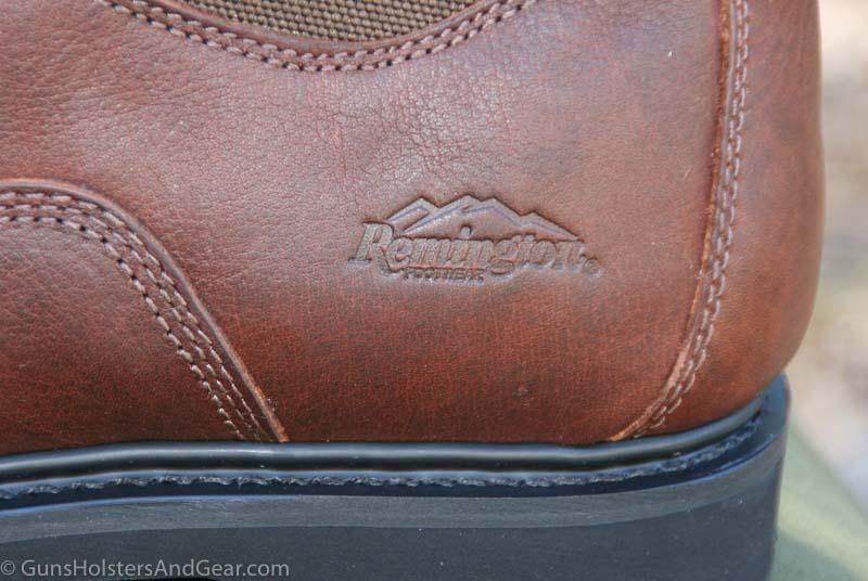 Remington boots