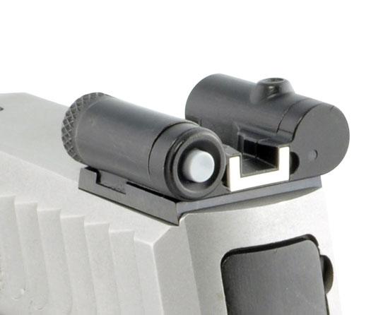 Mount Laser For Taurus Revolvers: LaserLyte Rear Sight Laser