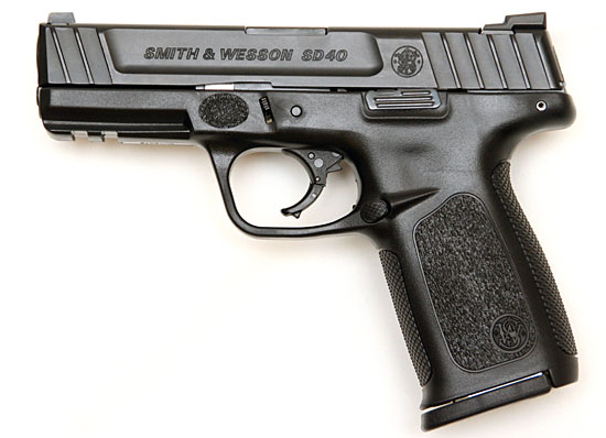 Smith & Wesson SD40 photo