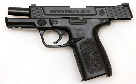 Smith and Wesson SD40 picture
