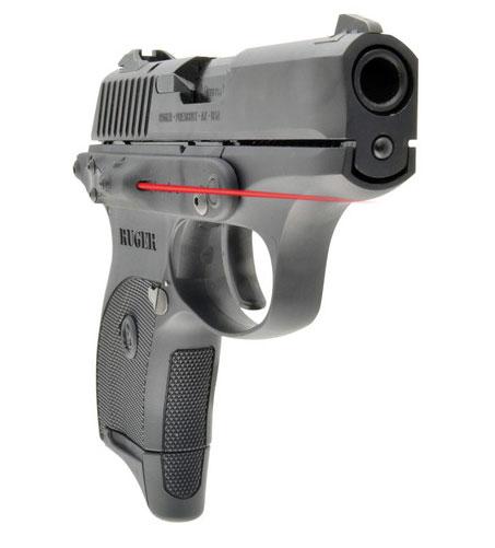 Laserlyte Ruger Lcp Side Mount Laser: LaserLyte Side Mount Laser For Ruger LC9