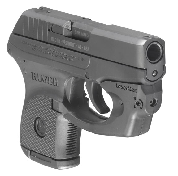 Ruger LCP Lasermax