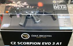 CZ Scorpion EVO 3 A1 Airsoft Gun