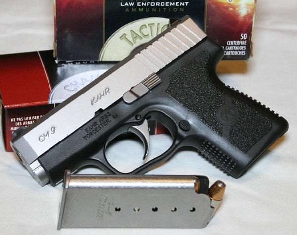 Gun Review: Kahr P45 Gets High Marks