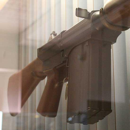 Winchester Salvo Rifle Photo