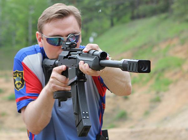 Saiga-12 shotgun
