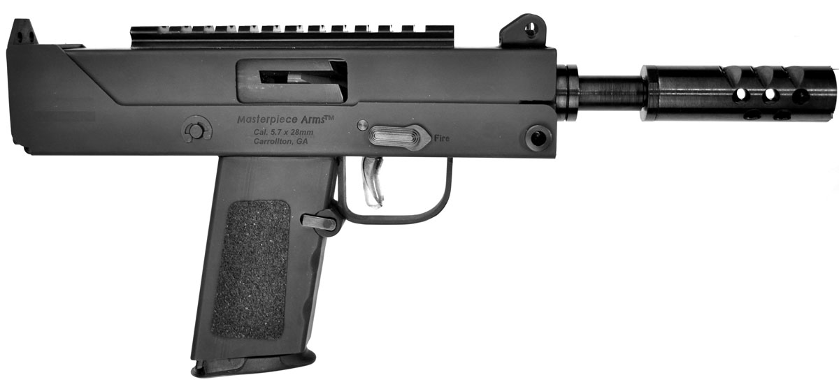MPA 5.7x28 Pistol
