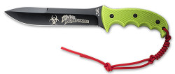 Zombie Knife – We're saved!
