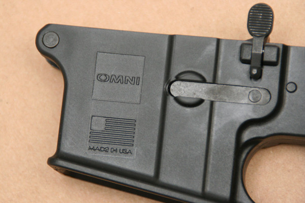 ATI Omni AR15 polymer lower