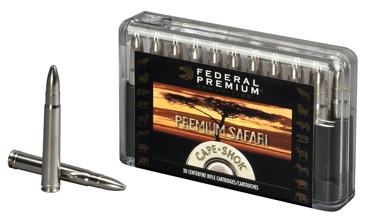 Federal 375 H&H Magnum